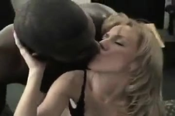 Cuckold milf interracial gangbang with black bulls