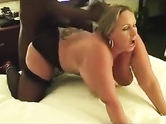 Dominant bull fucks mature sexy slutwife