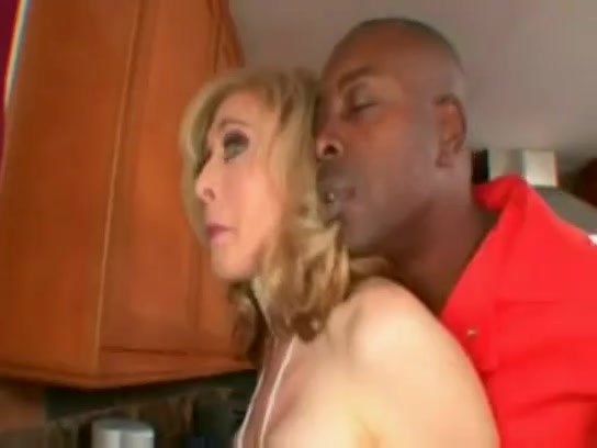 Nina + interracial + wife