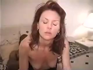 White slut janet mason deals with two black guys