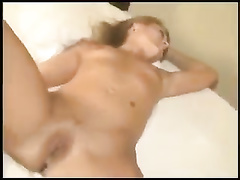 Blonde wife screams while creampied by bbc bull