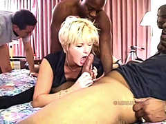 Queen Of Spades banged by 10 bbc anal w dp