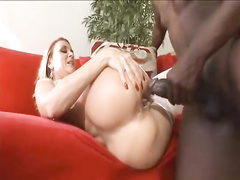 Redhead mommy all holes bbc invasion