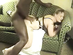 BBW milf amateur bbc cuckold filmed by hubby