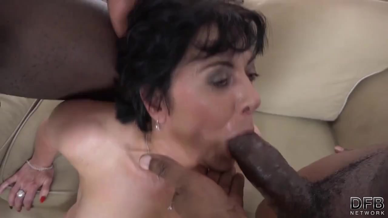 Mother gangbang video
