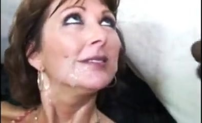 Milf on milf seduction