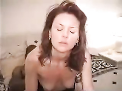 Janet Mason's early amateur interracial sextape