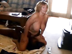 White mature hotwife big black bull homemade cuckold