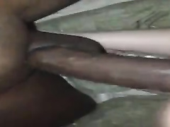 Extremely Long Black Dick Homemade Interracial