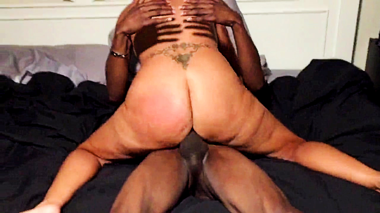 Ebony Teen Big Ass Anal